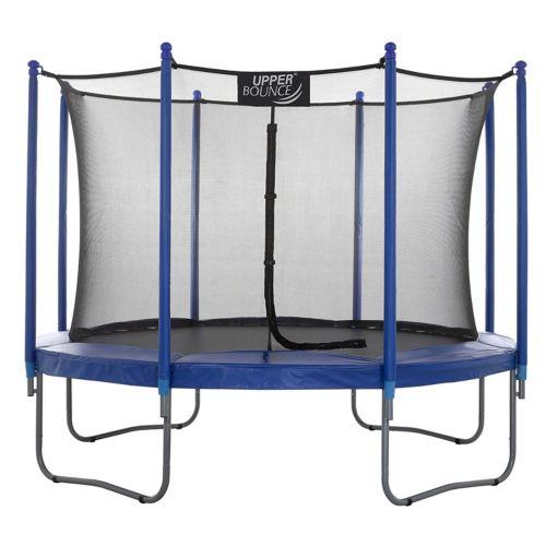 Upper Bounce 10-ft. Trampoline & EnclosureSet