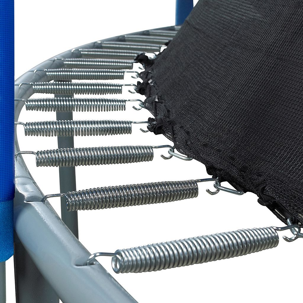 Upper Bounce 10-ft. Trampoline and EnclosureSet