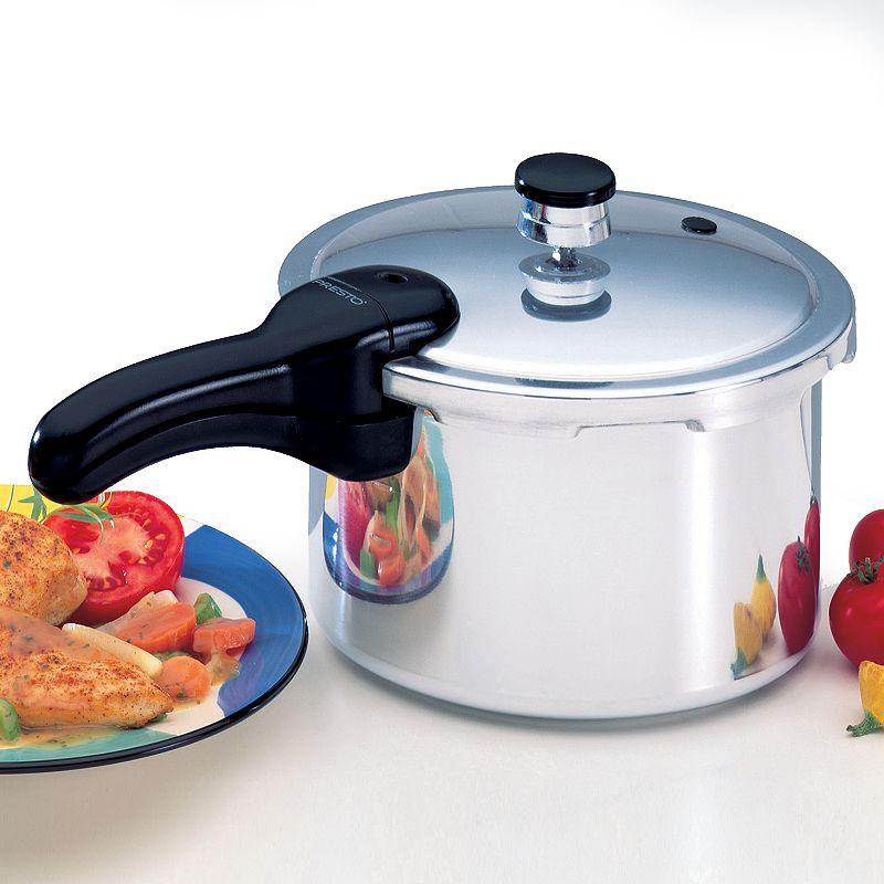 Presto 4-qt. Aluminum Pressure Cooker