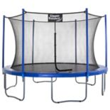 Upper Bounce 12-ft. Trampoline & Enclosure Set