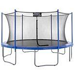 Upper Bounce 14-ft. Trampoline & Enclosure Set