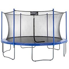 Upper Bounce 14-ft. Trampoline & Enclosure Set