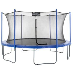 Upper Bounce 9 Ft Trampoline Amp Safety Enclosure Set New