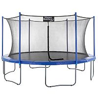 Upper Bounce 15-ft. Trampoline & Enclosure Set
