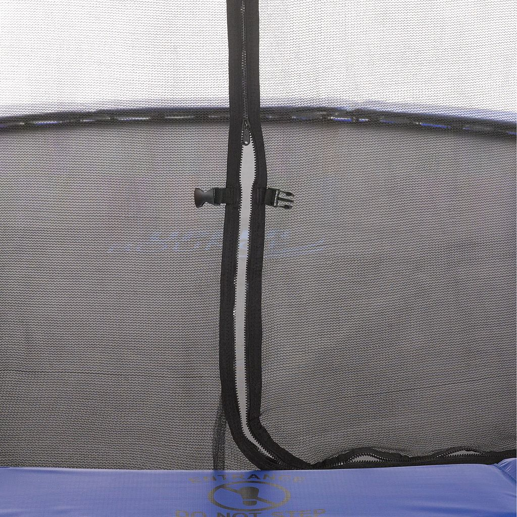 Upper Bounce 15-ft. Trampoline and Enclosure Set