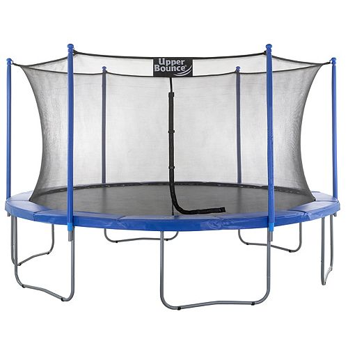 Upper Bounce 16-ft. Trampoline & Enclosure Set