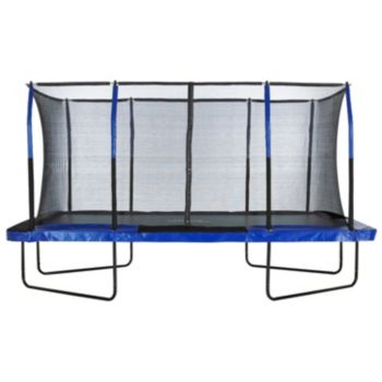 Upper Bounce 8' x 14' Rectangular Trampoline with Enclosure