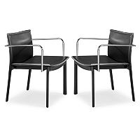 Zuo Modern 2-piece Gekko Desk Chair Set