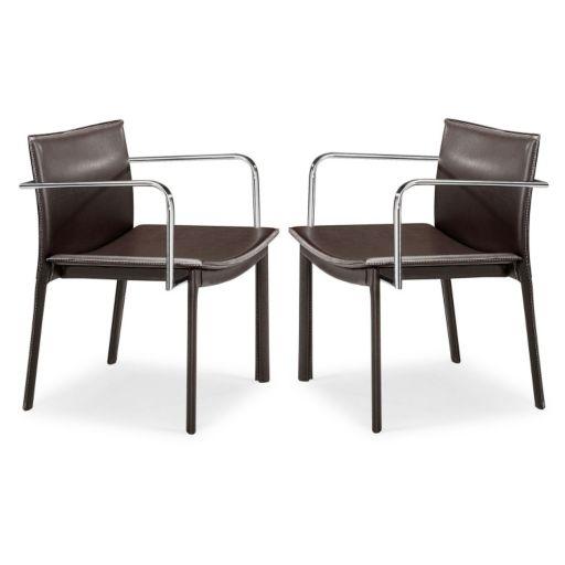 Zuo Modern 2-piece Gekko Desk Chair Set