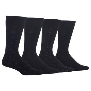 Men's Chaps 4-pk. Dress Socks