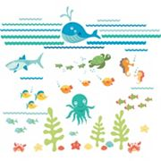 WallPops Under the Sea Wall Decals