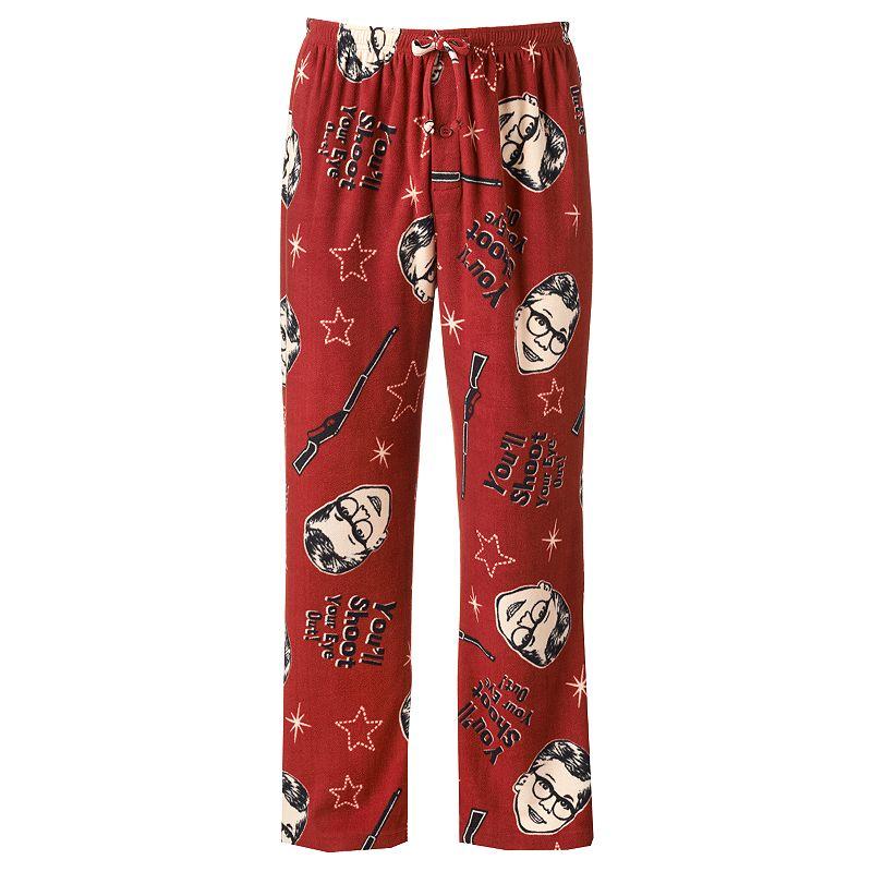 A Christmas Story Microfleece Lounge Pants - Men