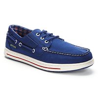 Eastland Chicago Cubs Adventure Men's Boat Shoes