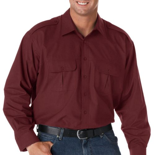Harbor Bay Pilot Casual Button-Down Shirt - Big & Tall