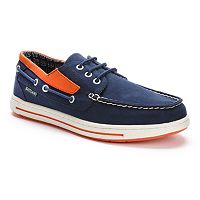 Men's Eastland Detroit Tigers Adventure Boat Shoes