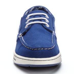 Men's Eastland Los Angeles Dodgers Adventure Boat Shoes
