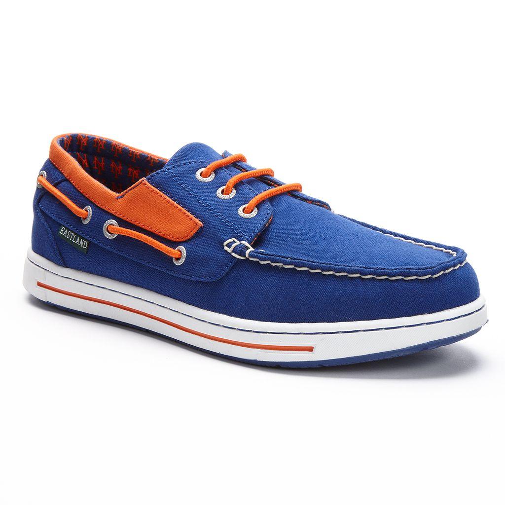Men's Eastland New York Mets Adventure Boat Shoes