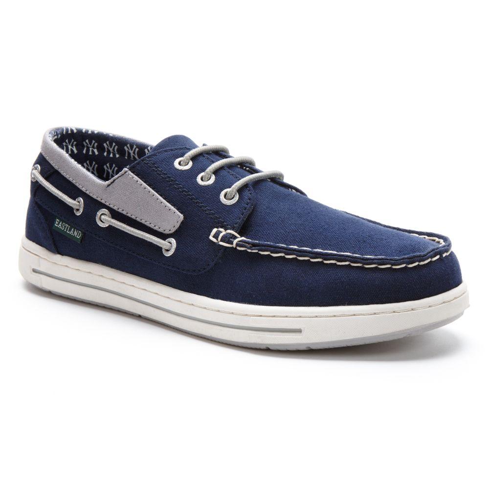Men's Eastland New York ... Yankees Adventure Boat Shoes