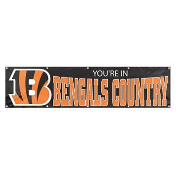 Cincinnati Bengals Giant Banner