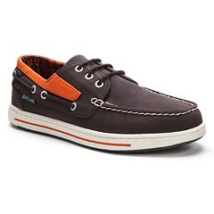 Men's Eastland San Francisco Giants Adventure Boat Shoes