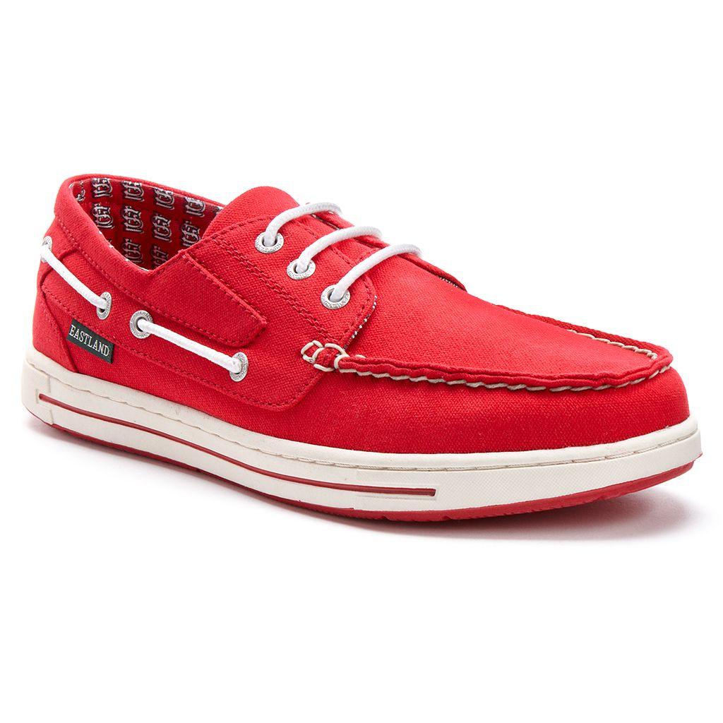 Men's Eastland St. Louis Cardinals Adventure Boat Shoes