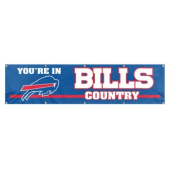 Buffalo Bills Giant Banner