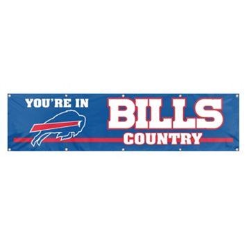Buffalo Bills Giant Banner
