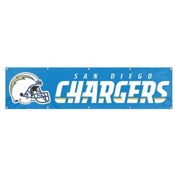 San DiegoChargers Giant Banner