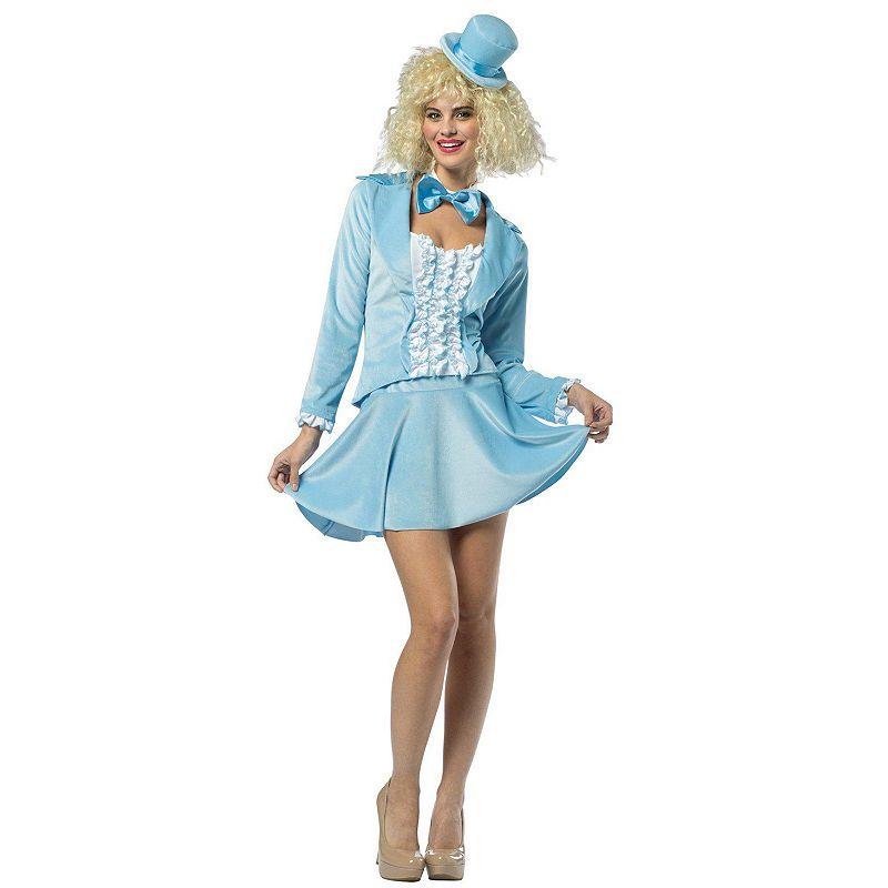 Halloween Costumes | Halloween Dumb and Dumber Harry Dunne Tuxedo Dress Costume - Adult (Blue)