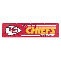 Kansas City Chiefs Giant Banner