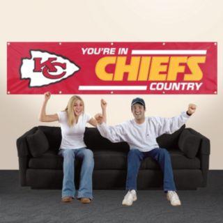 Kansas City Chiefs Giant Banner