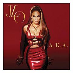 Jennifer Lopez - A.K.A. CD