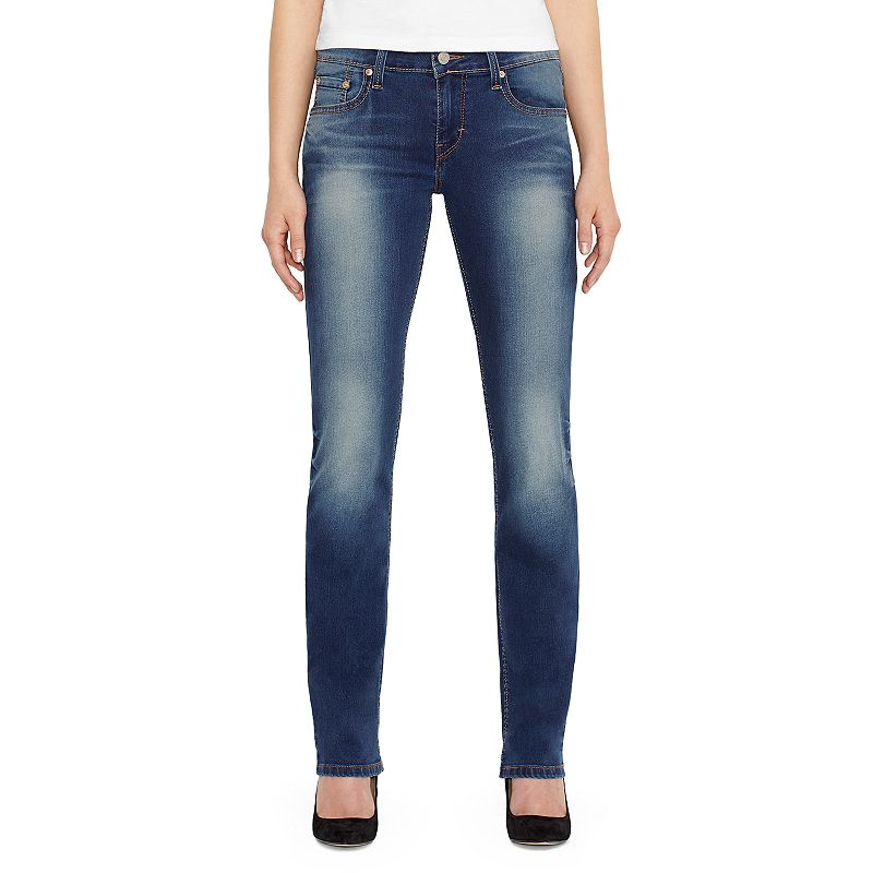 Levi's 518 Straight Jeans - Juniors