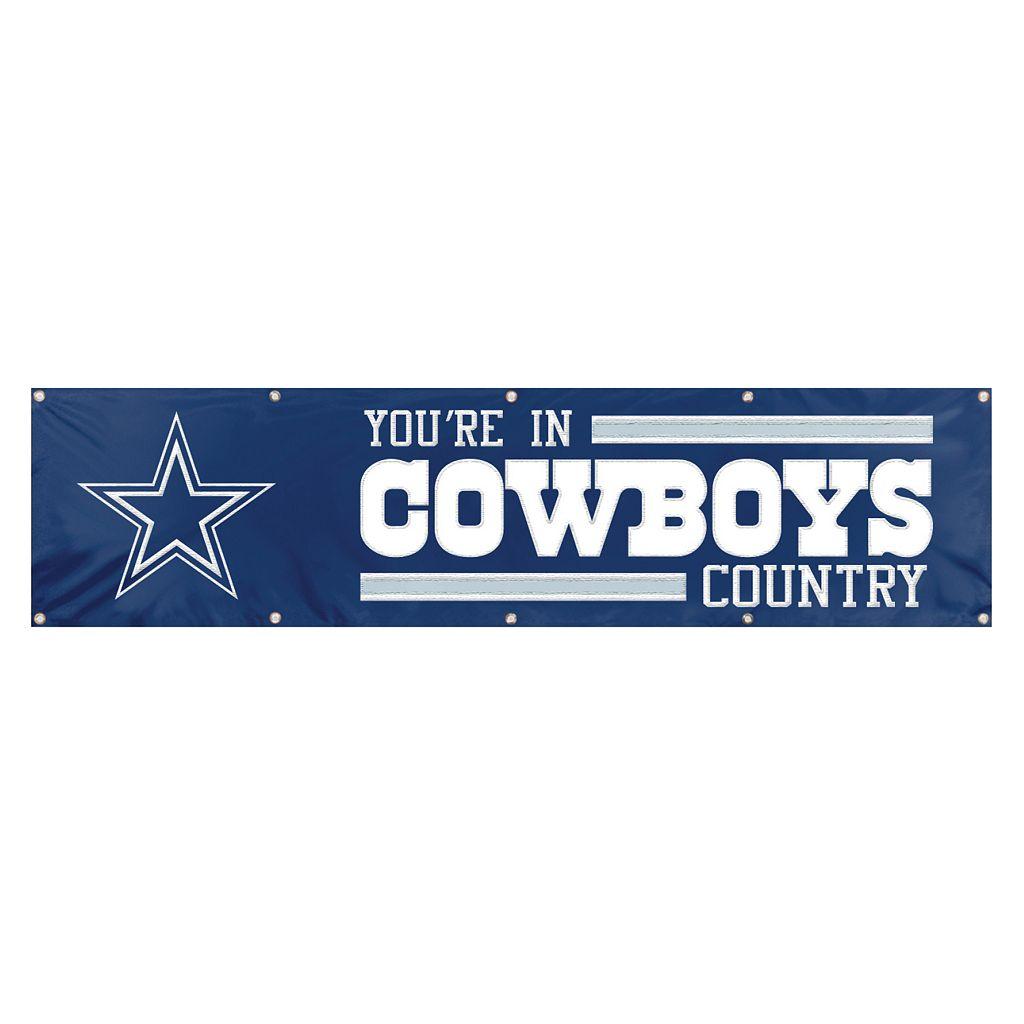 Dallas Cowboys Giant Banner