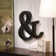 Bombay? Ampersand Wall Decor