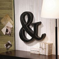 Bombay™ Ampersand Wall Decor