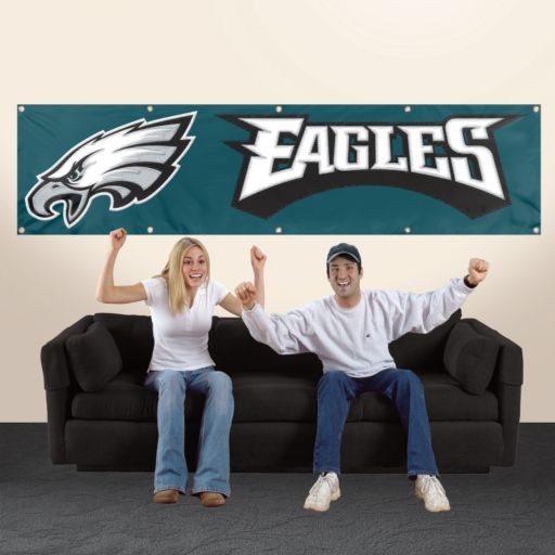 Philadelphia Eagles Giant Banner