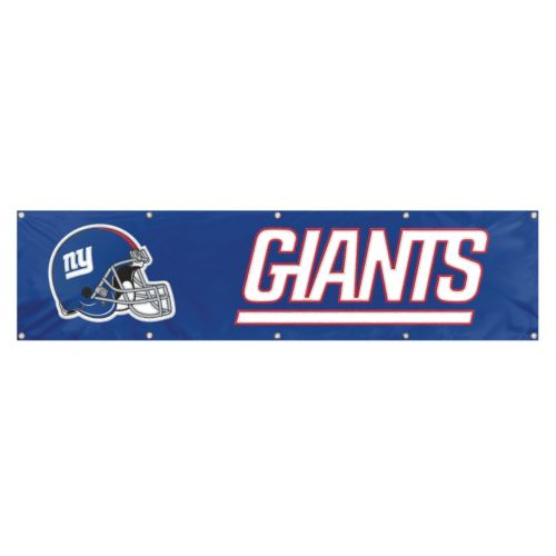 New York Giants Giant Banner