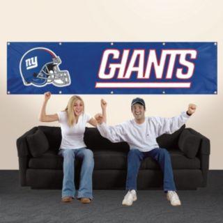 New York Giants Giant Banner