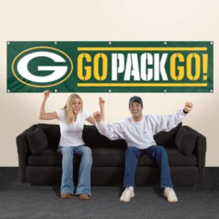 Green Bay Packers Giant Banner