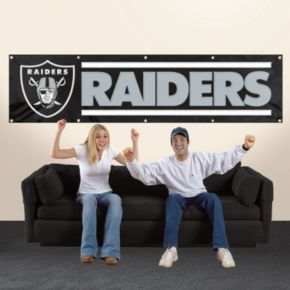 Oakland Raiders Giant Banner