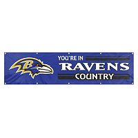 Baltimore Ravens Giant Banner
