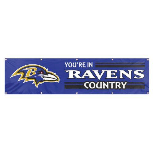 Baltimore Ravens Giant Banner