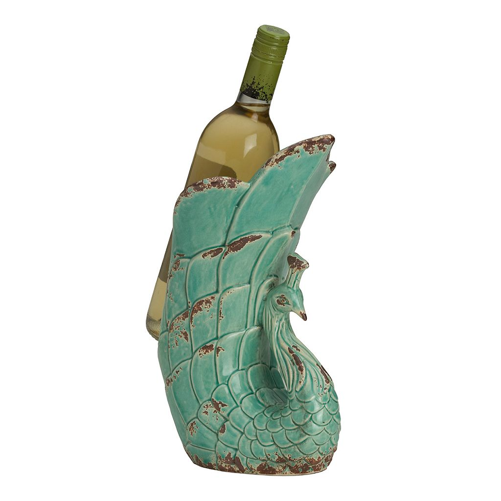 Bombay™ Peacock Wine Holder