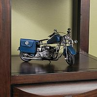 Bombay™ Motorcycle Metal Decor