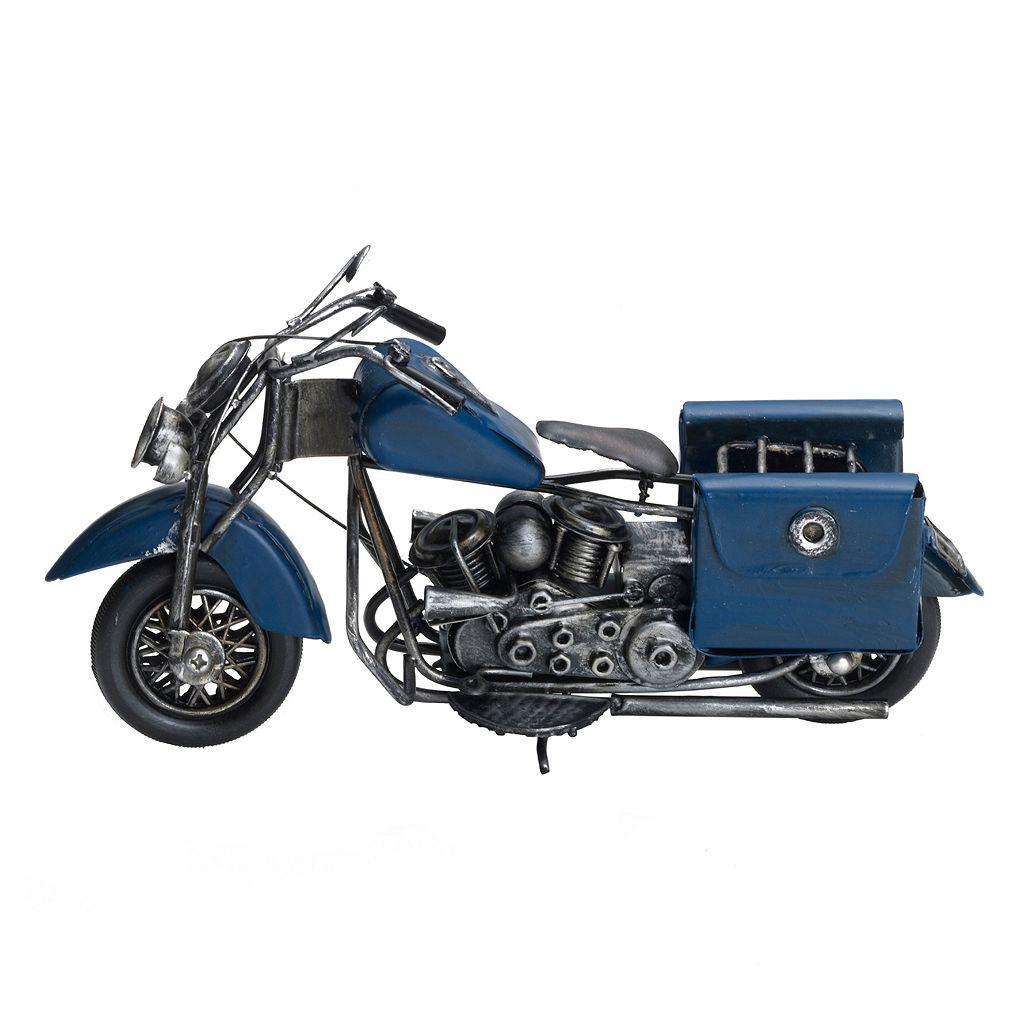Bombay™ Motorcycle Metal Decor