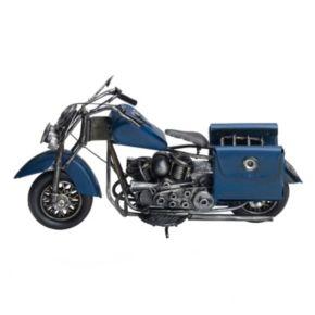 Bombay? Motorcycle Metal Decor