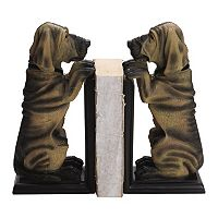 Bombay™ 2 pc Dog Bookend Set