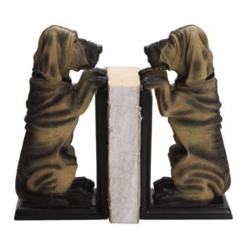 Bombay? 2-piece Dog Bookend Set