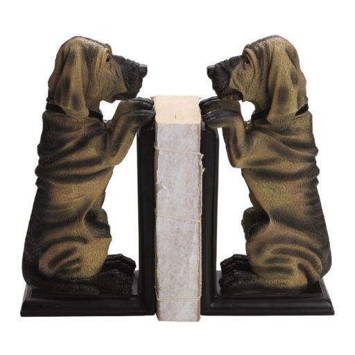 Bombay™ 2-piece Dog Bookend Set